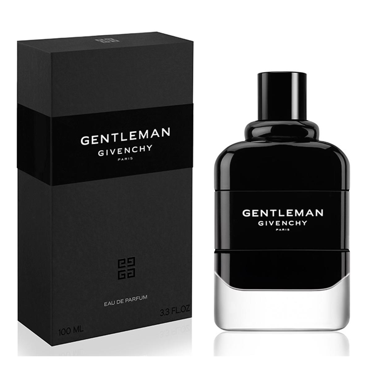 Givenchy gentleman eau de parfum boisee 100ml vaporizador