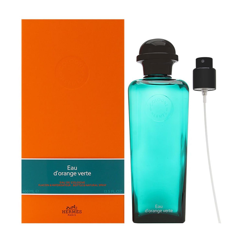 Hermes eau d orange verte eau de cologne 400ml vaporizador