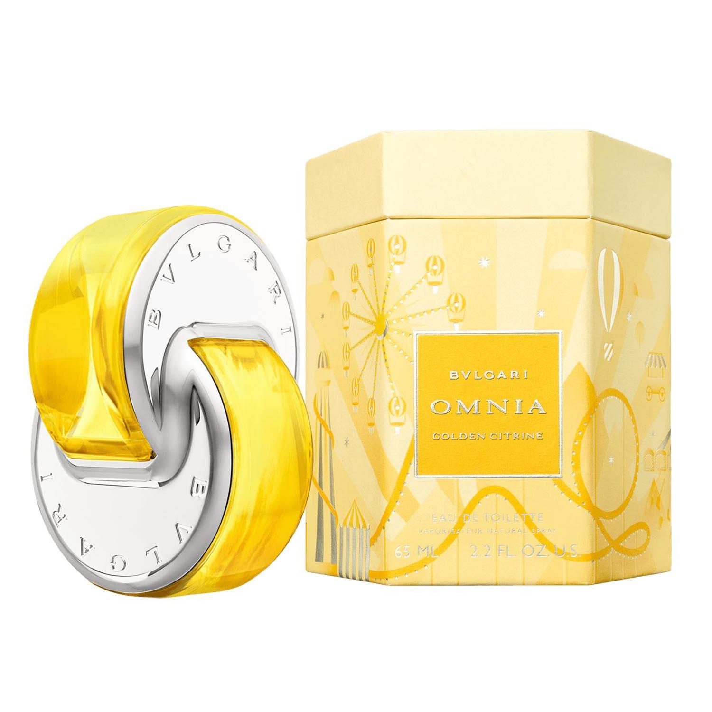 Bulgari omnia golden citrine eau de toilette 65ml vaporizador edicion limitada