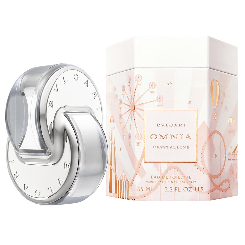 Bulgari omnia crystalline eau de toilette 65ml vaporizador edicion limitada