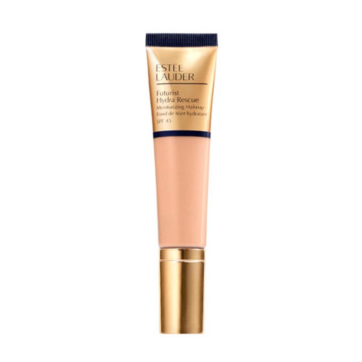 Estee lauder futurist hydra rescue mosturizing makeup spf45 3n1 ivory beige - BellezaMagica.com
