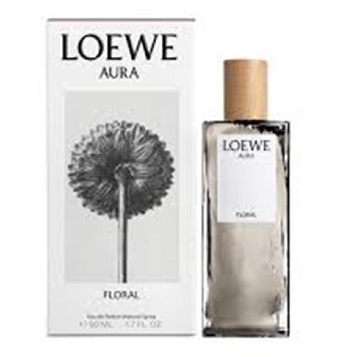 Loewe aura floral eau de parfum 50ml