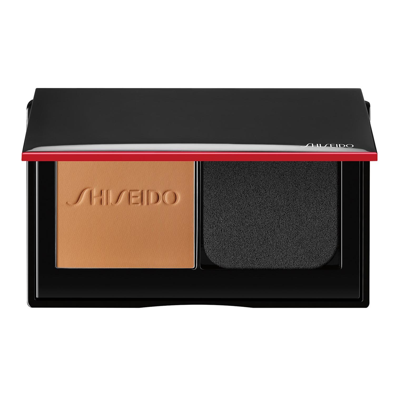 Shiseido custom finish foundation powder 350 - BellezaMagica.com