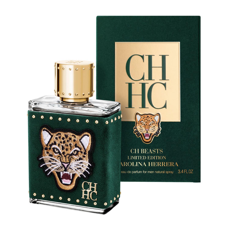 Carolina herrera ch beasts eau de parfum for men 100ml vaporizador edicion limitada