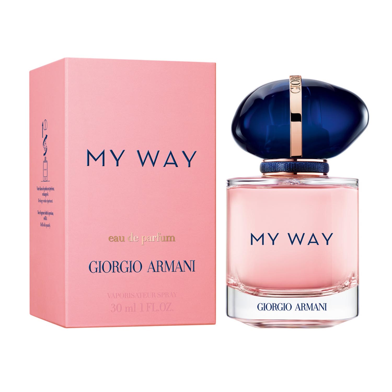 Giorgio armani my way eau de parfum 30ml vaporizador