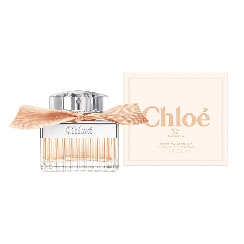 Chloe rose tangerine eau de toilette 30ml vaporizador