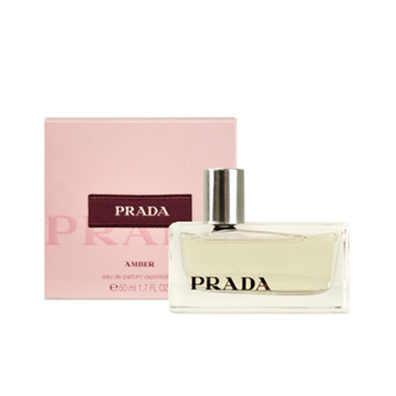 Prada amber eau de parfum 50ml vaporizador