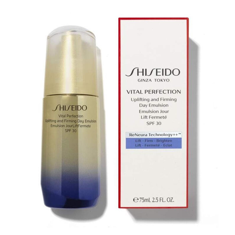 Shiseido vital perfection crema de ojos 15ml - BellezaMagica.com