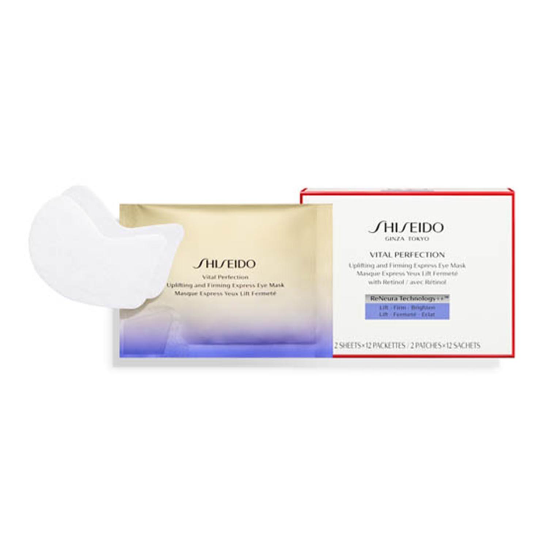 Shiseido vital perfection mascarilla 1un