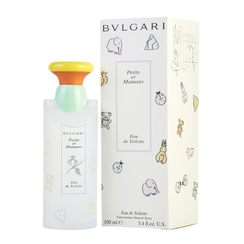 Bulgari petit et mamans eau de toilette 100ml vaporizador - BellezaMagica.com