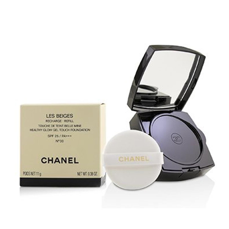 Chanel les beiges touch polvos compactos relleno 1un