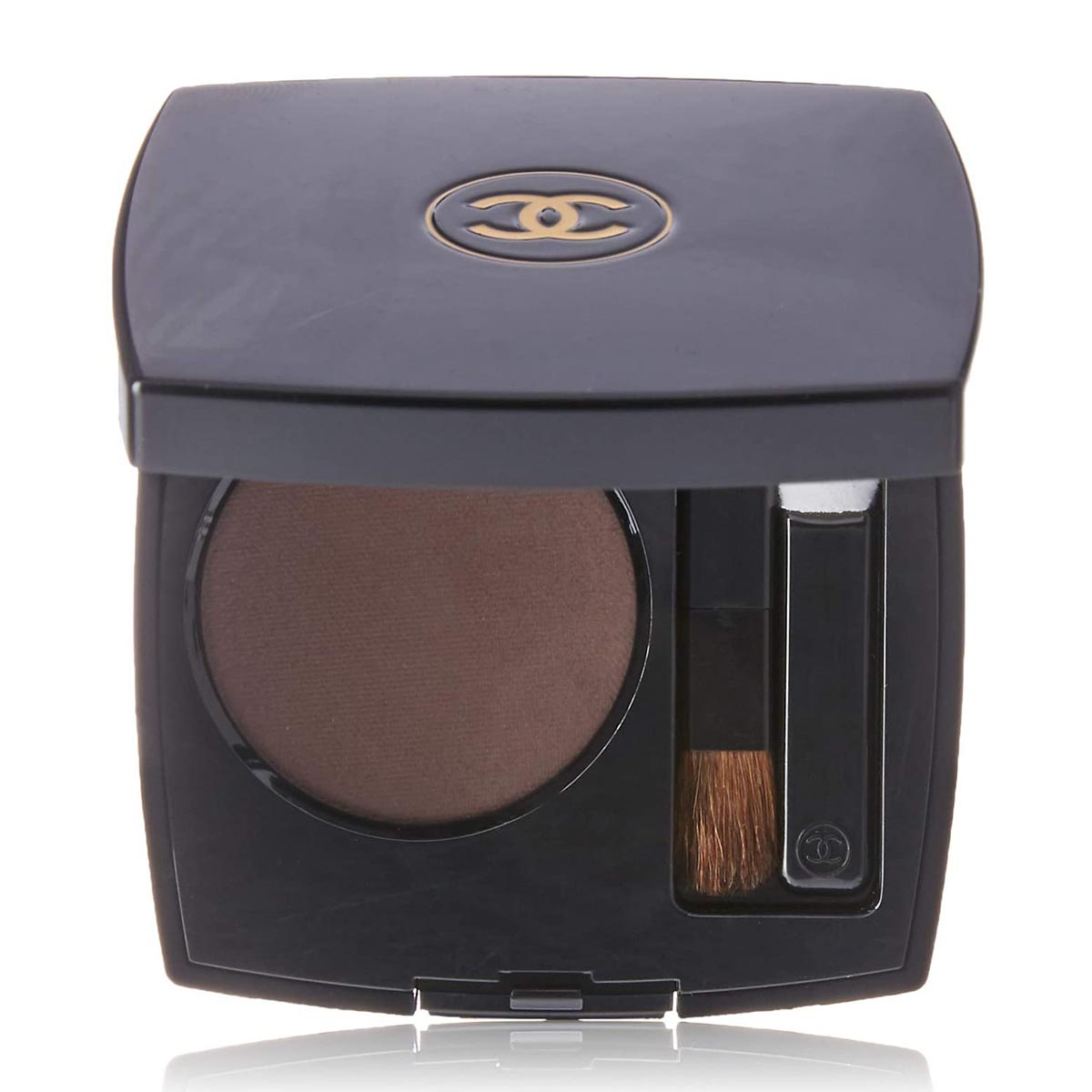 Chanel maquillaje sombra de ojos polvos 24 chocolate 1un