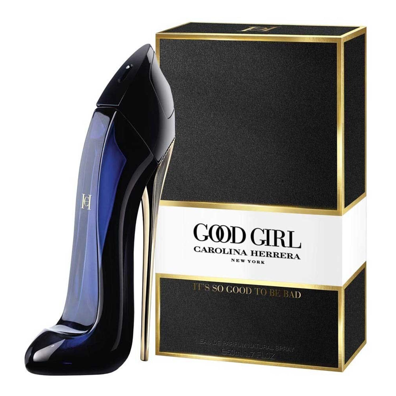 Carolina herrera goodgirl supreme eau de parfum 50ml vaporizador