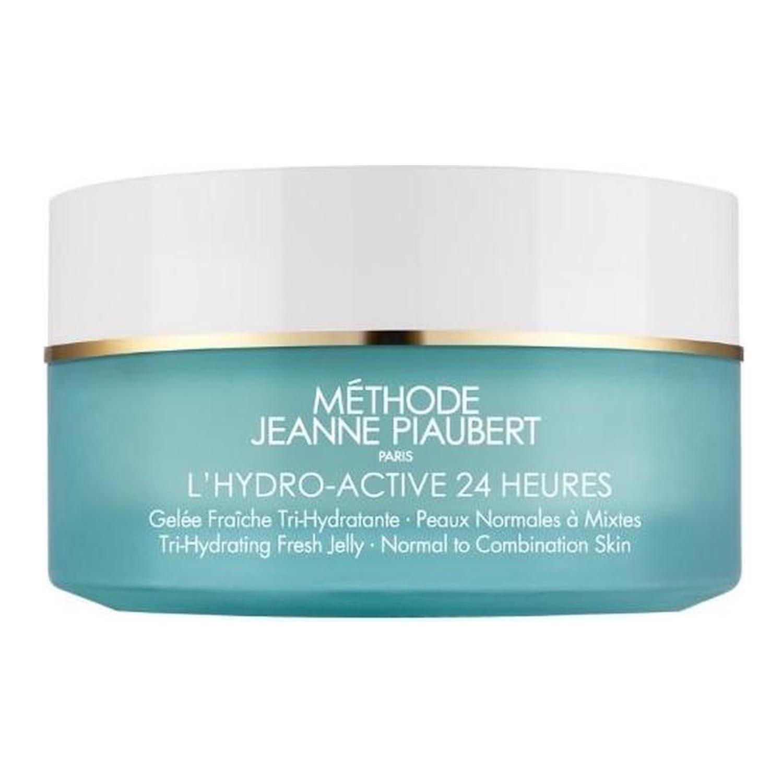 Jeanne piaubert l hydro active 24h crema facial piel normal a mixta 50ml - BellezaMagica.com