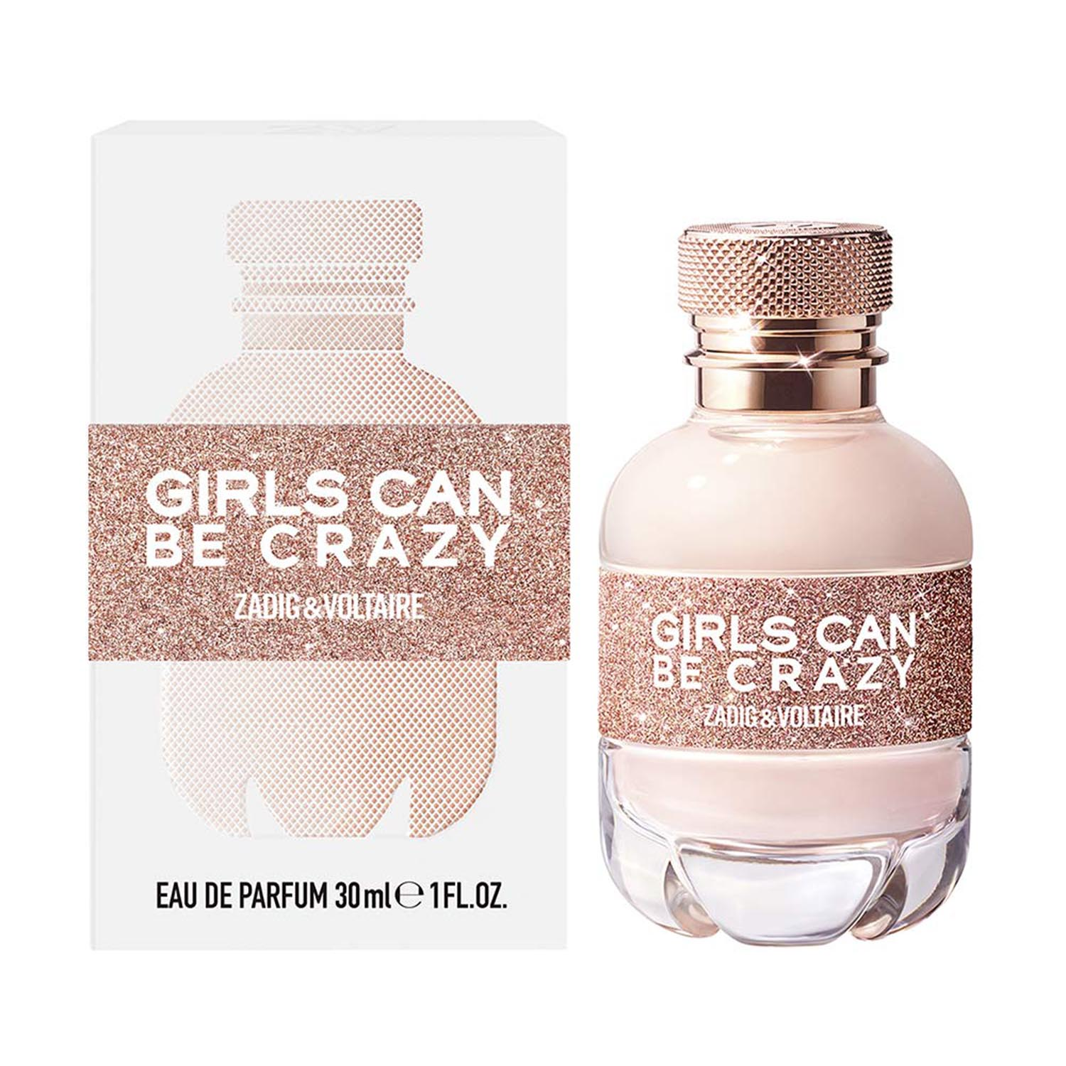 Zadig voltaire girls can be crazy eau de parfum 30ml