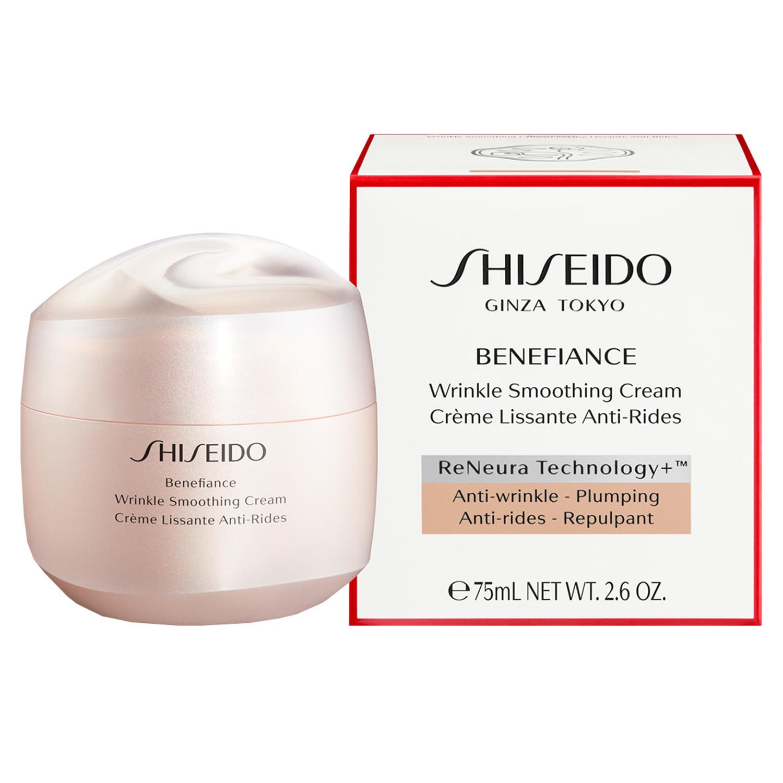 Shiseido benefiance crema hidratante 75ml