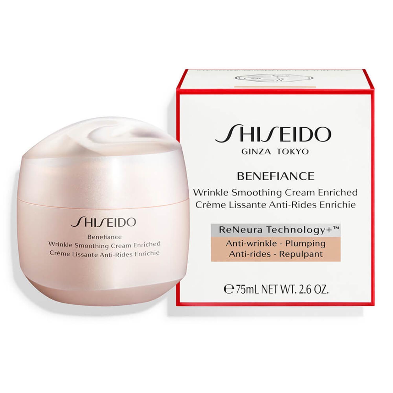 Shiseido benefiance crema rica 75ml - BellezaMagica.com