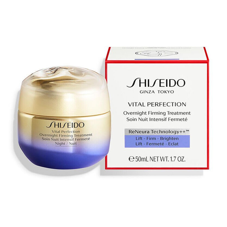 Shiseido vital perfection tratamiento crema de noche 50ml