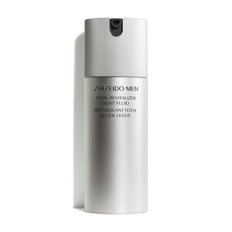 Shiseido men total revitalizing light fluid tester 80ml - BellezaMagica.com
