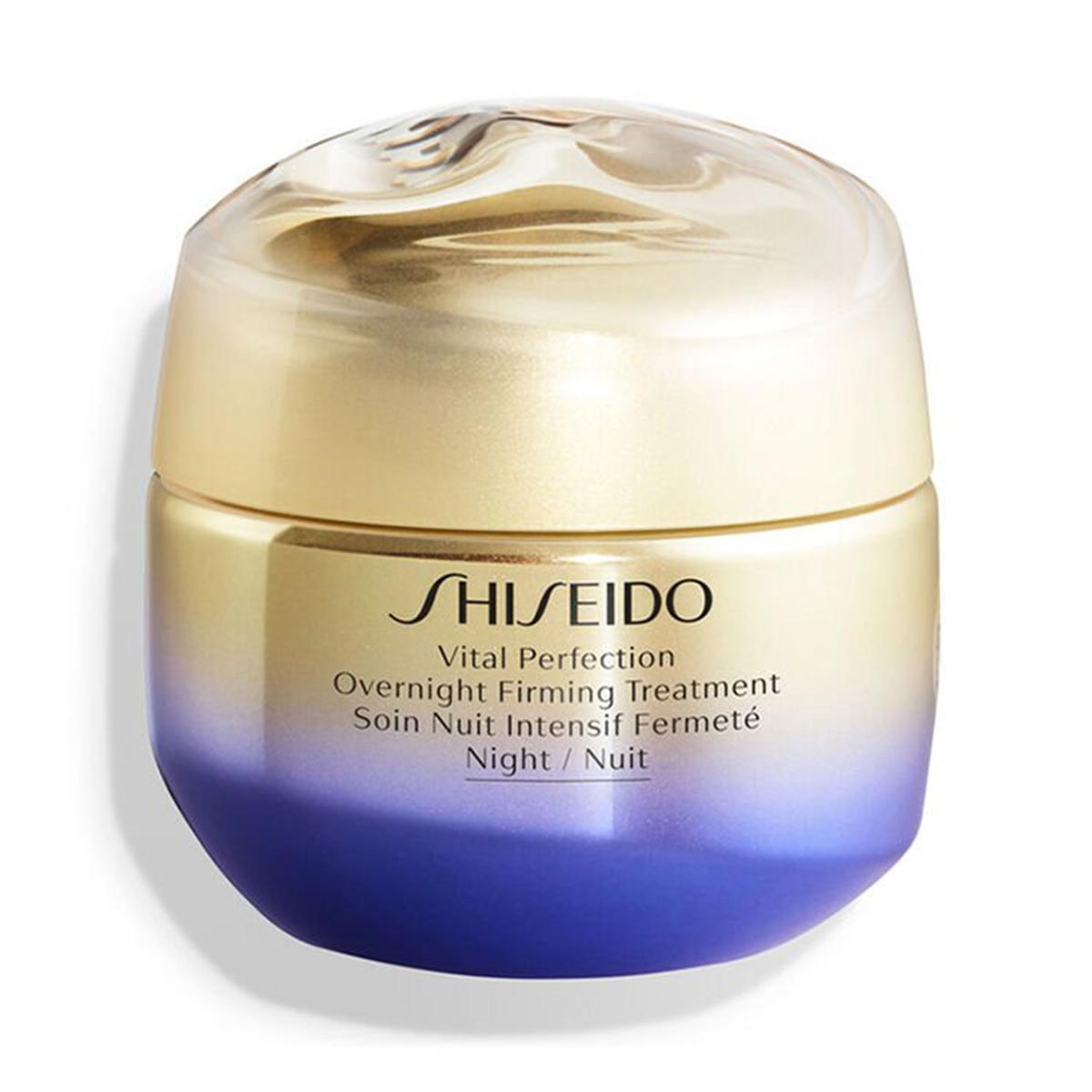 Shiseido vital perfection tratamiento reafirmante nocturno tester 50ml
