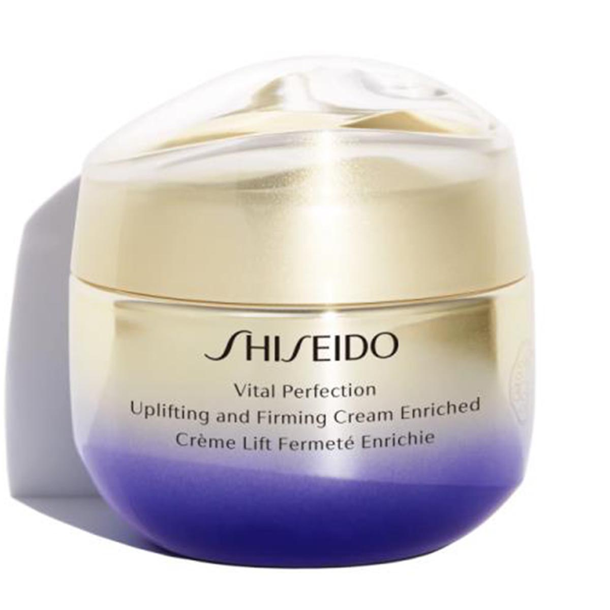 Shiseido vital perfection crema rica tester 50ml