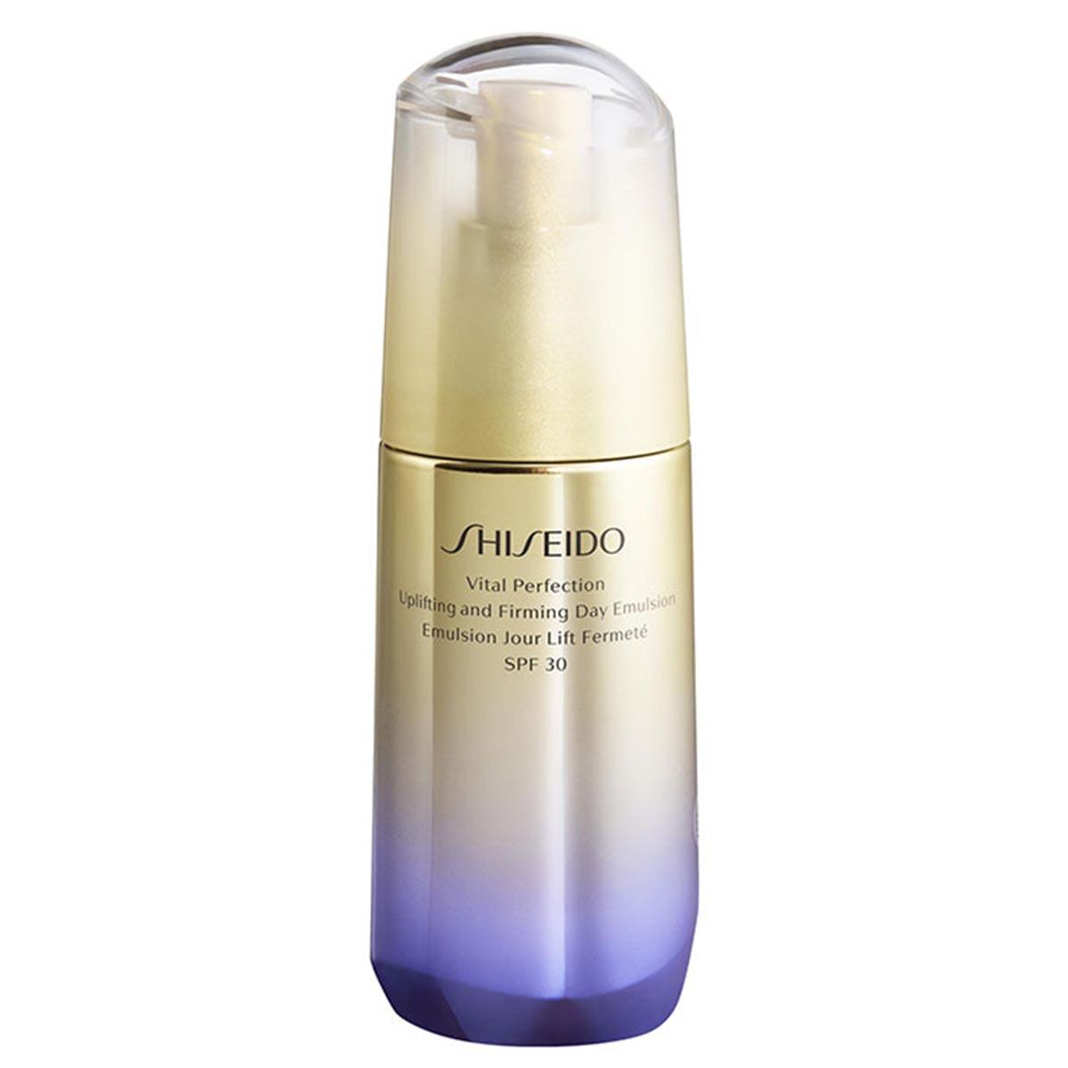 Shiseido vital perfection emulsion tester 50ml