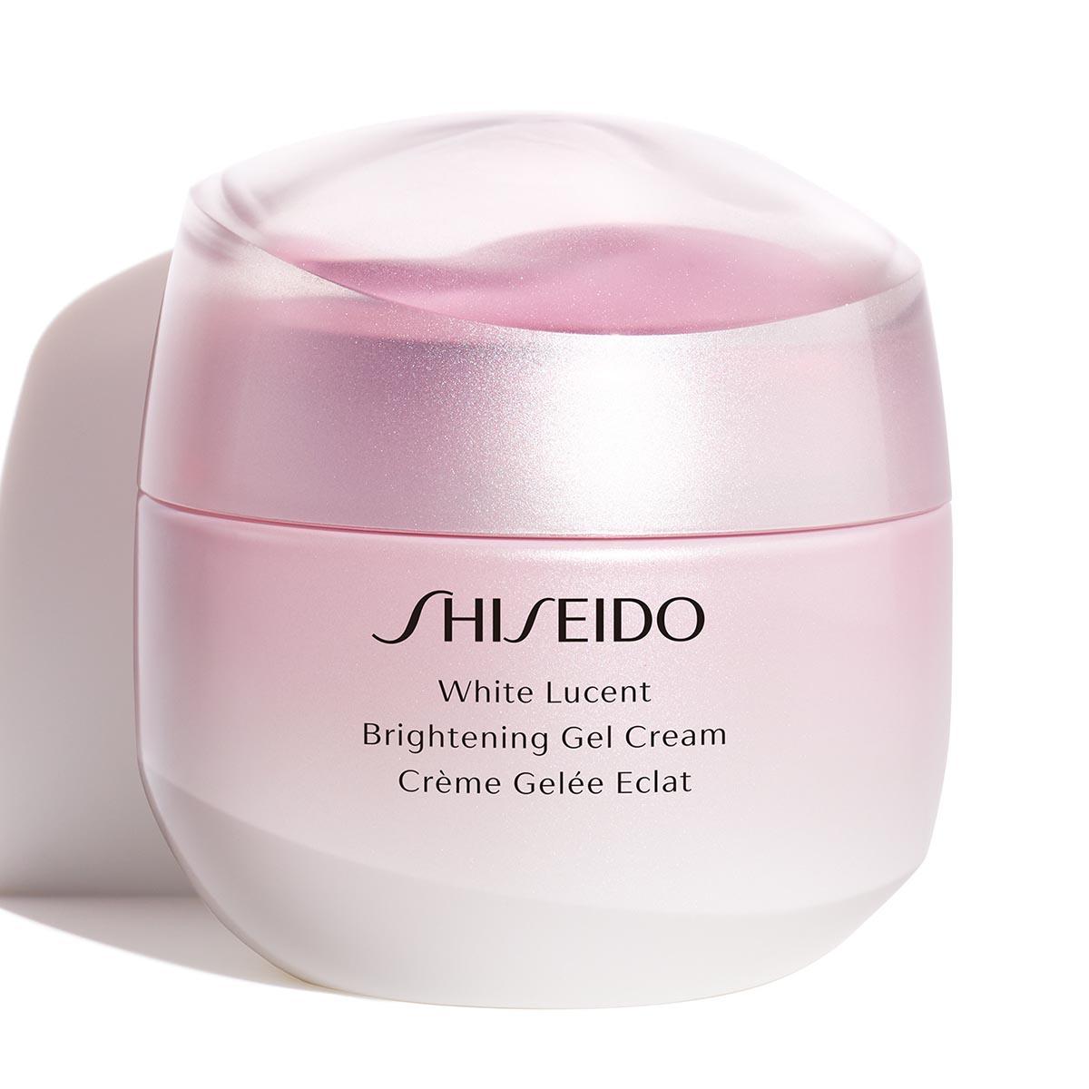 Shiseido white lucency brightening gel cream tester 50ml