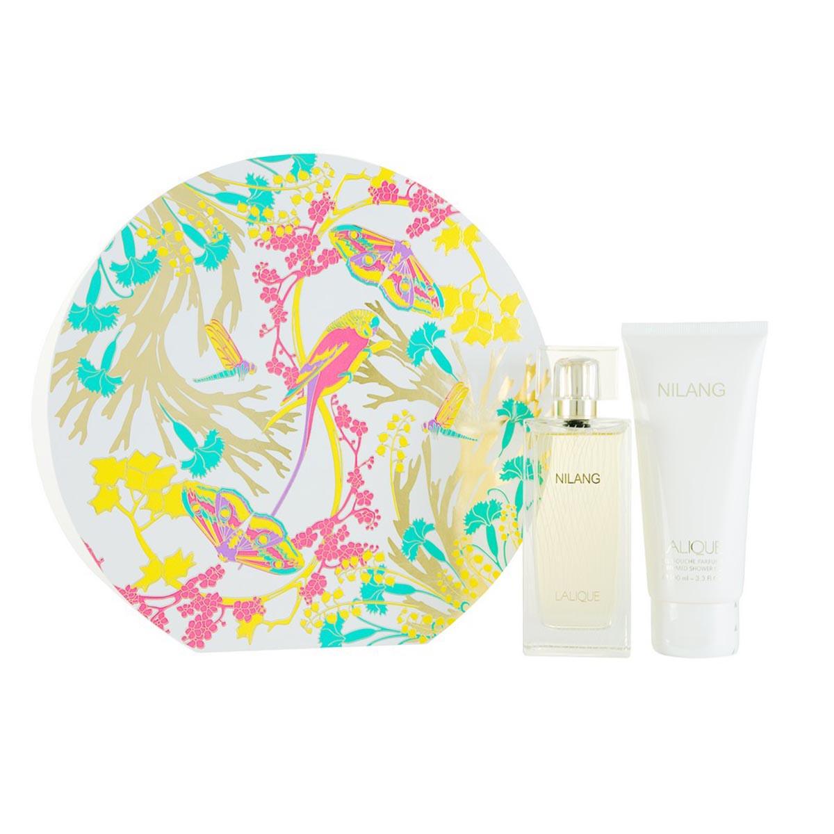 Lalique nilang eau de parfum 100ml gel de ba o 100ml