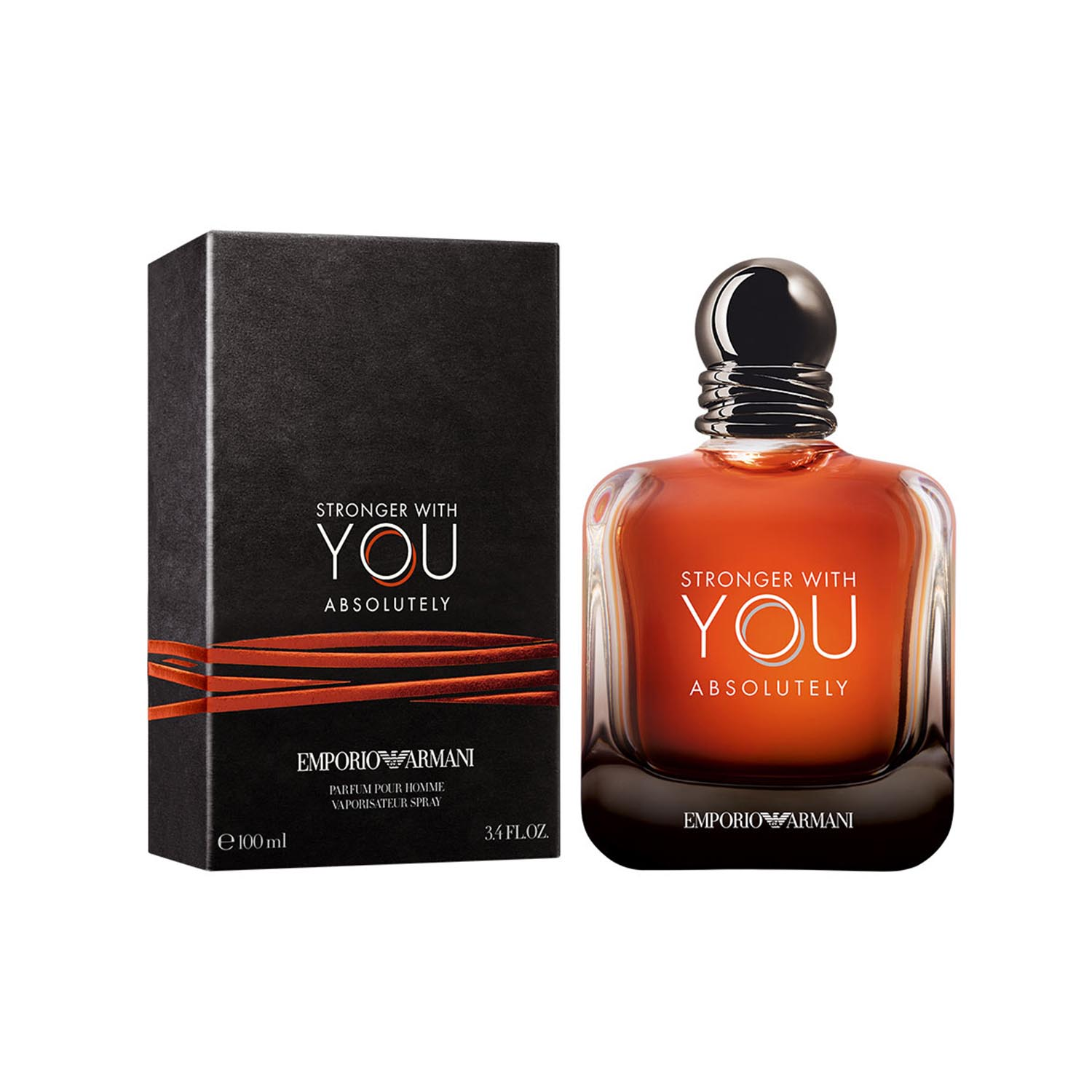 Giorgio armani stronger with you absolutely eau de perfum 1un vaporizador