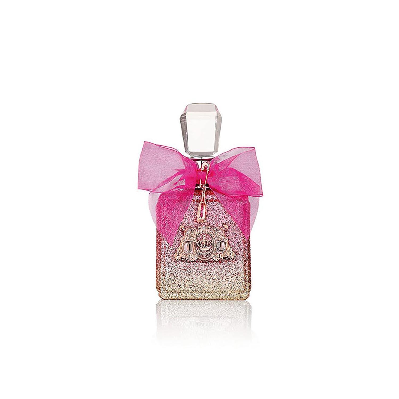 Juicy couture viva la juicy rose eau de parfum tester 100ml vaporizador