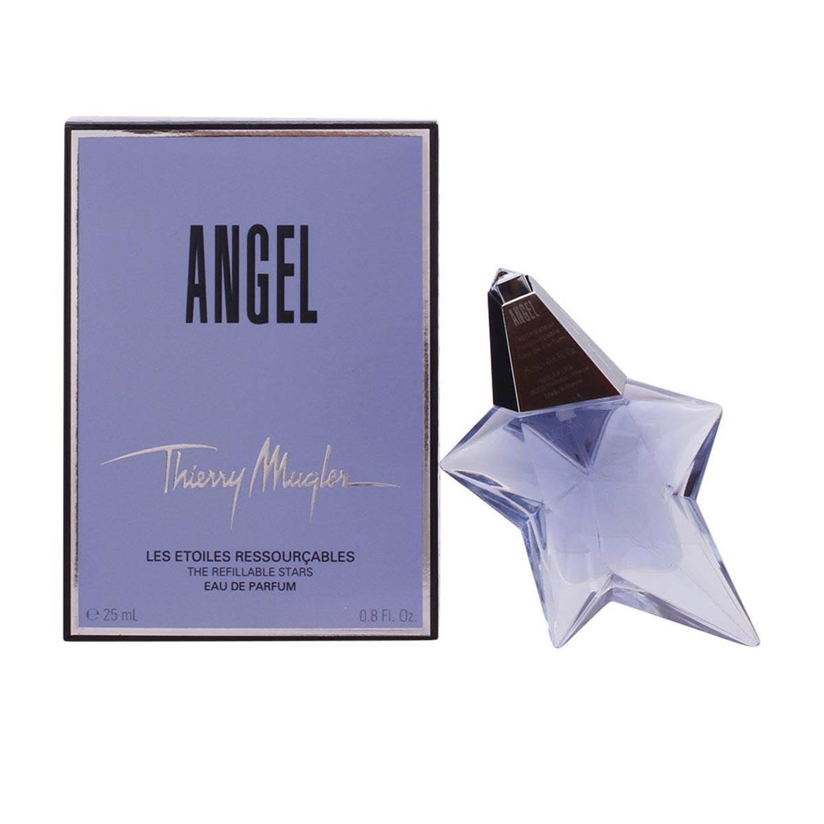 Thierry mugler angel eau de parfum rellenable 25ml vaporizador - BellezaMagica.com